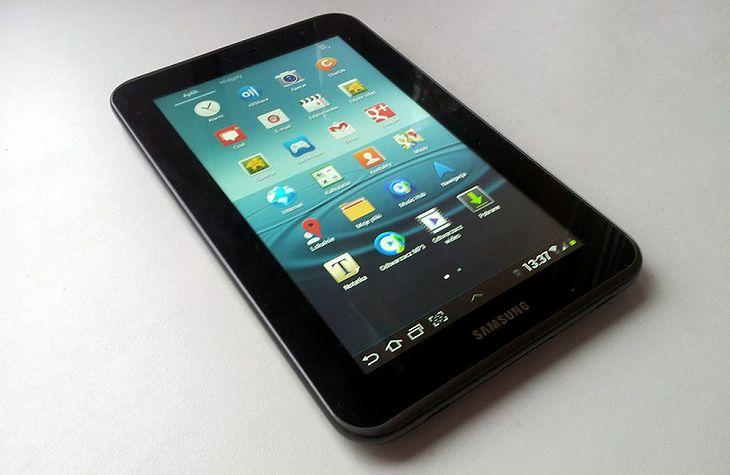 Samsung Galaxy Tab 2 7.0 (fot. wł.)