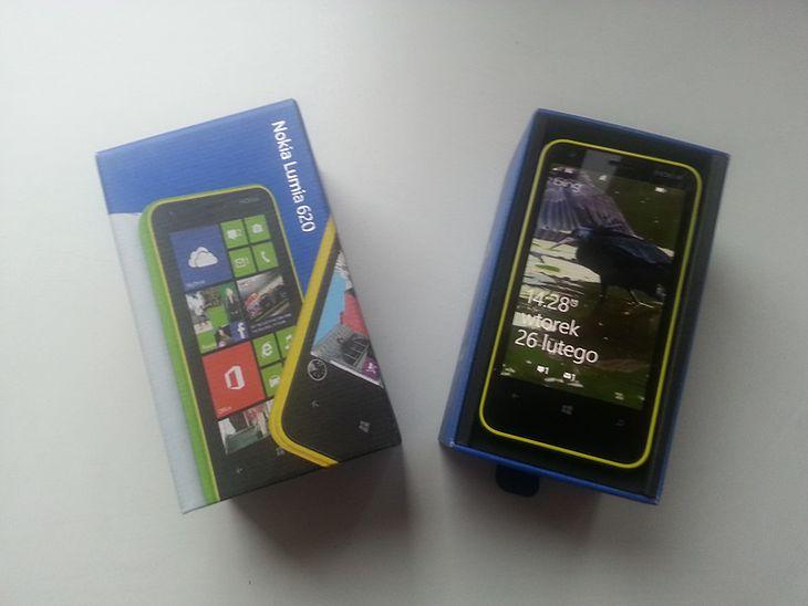 Nokia Lumia 620 (fot. wł.)
