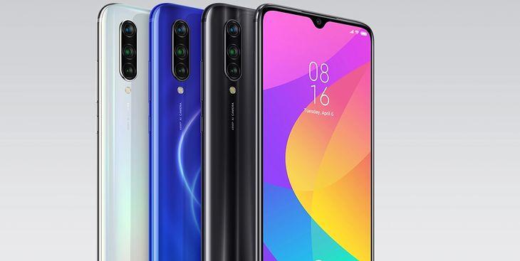 Xiaomi Mi 9 Lite dostępny jest w trzech kolorach