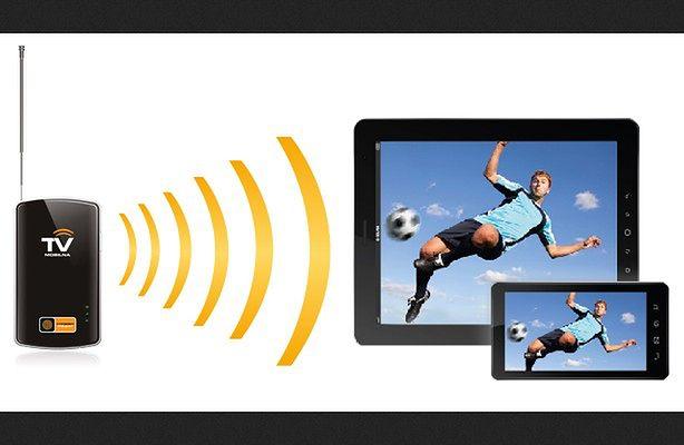 Mobilna TV Cyfrowego Polsatu na Euro 2012 (fot.: Cyfrowy Polsat)