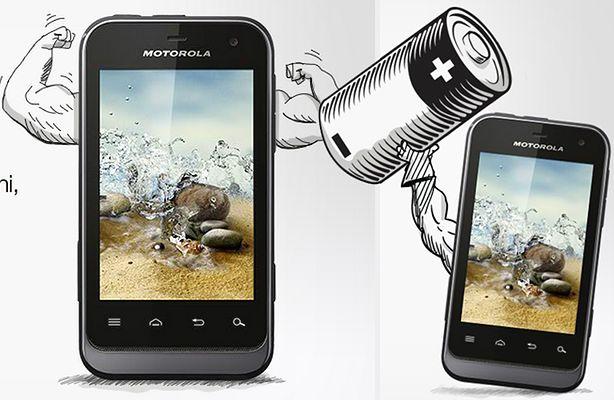 Motorola Defy Mini do wygrania w Orange (fot.: Orange/Facebook)