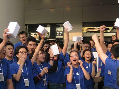 iPhone 4 w Chinach