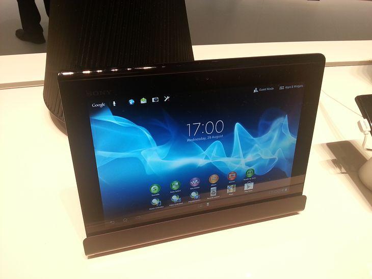 Sony Xperia Tablet S | fot. Komórkomania