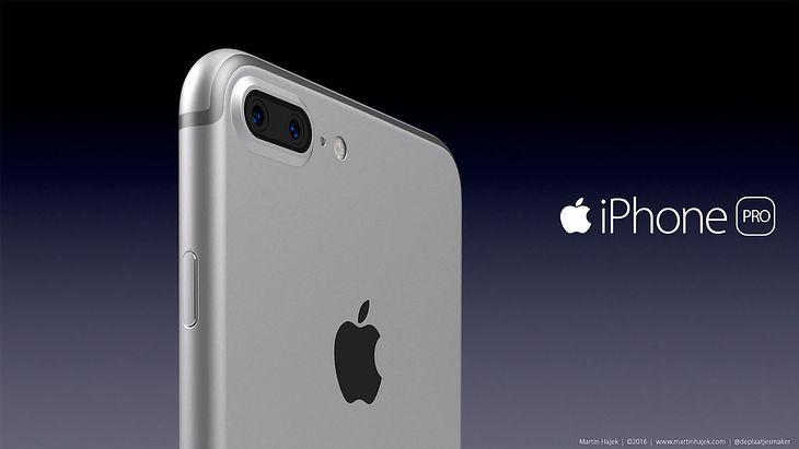 iPhone Pro - koncept