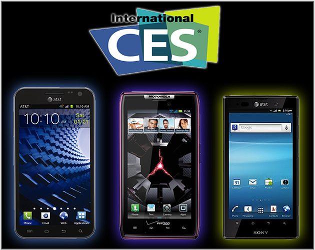 Galaxy S II Skyrocket HD, RAZR Maxxx, Xperia Ion | fot. K. Chak