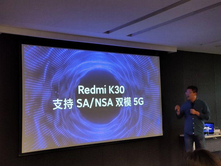 Redmi K30 będzie obsługwał 5G / gizchina.com
