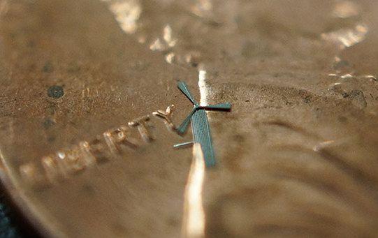 miniaturowe wiatraczki