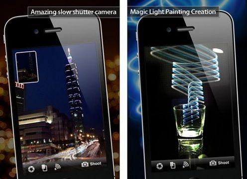 Twój iPhone potrafi malować światłem