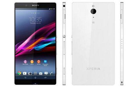 Sony Xperia SOL25 - koncept