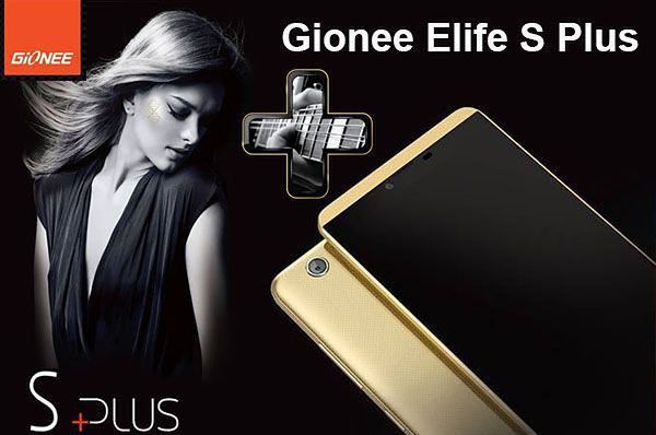 Gionee Elife S Plus