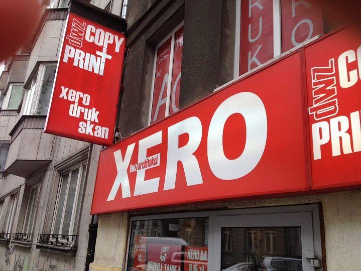 Punkt ksero | fot. facebook.pl