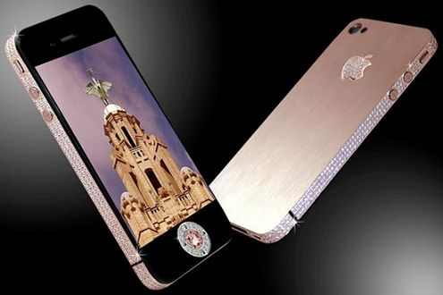 iPhone 4 za 8 mln dolarów