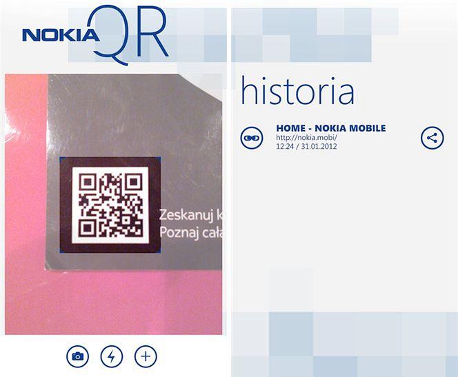 Nokia QR