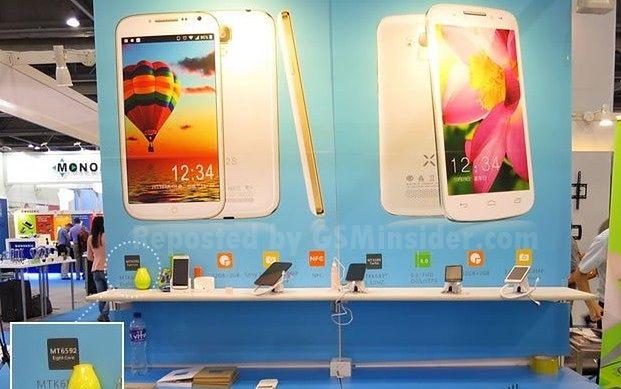 Smartfon UMI z ośmioerdzeniowym Mediatekiem (fot. gsmarena)
