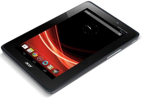 Acer Iconia Tab A110 | fot. engadget.com
