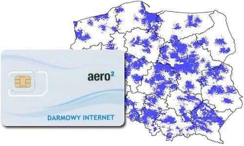 Aero2 - będą ułatwienia w dostępie do kart SIM