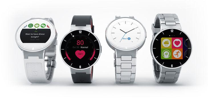 OneTouch Watch będzie dostępny w wielu konfiguracjach