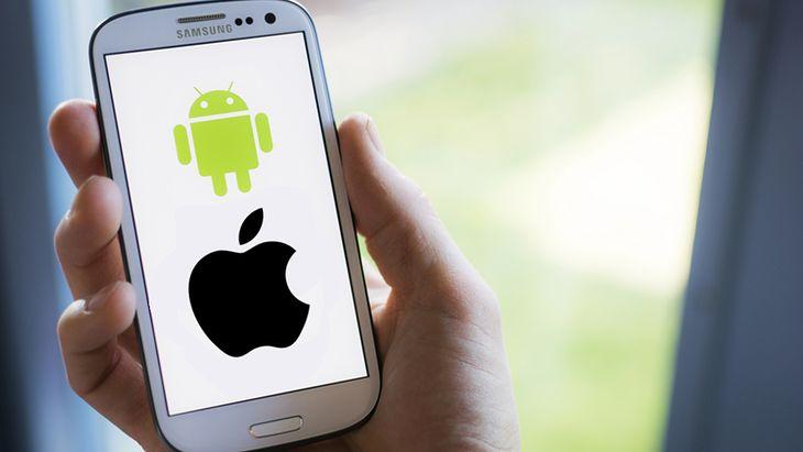 Zmodyfikowane zdjęcie Smartfona z Androidem