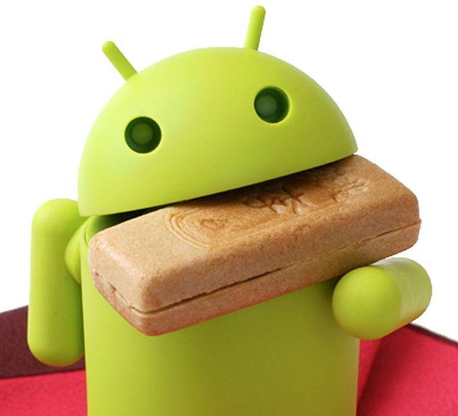 Dodatki z motywem Androida