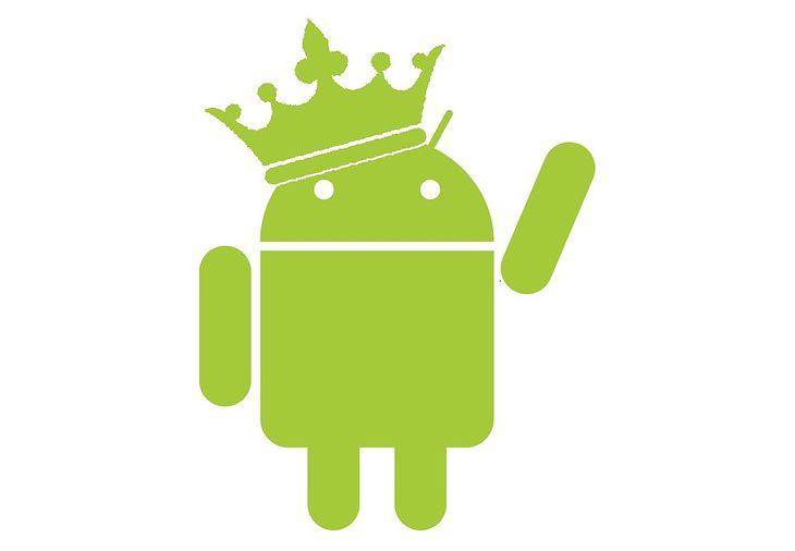 Android najbardziej popularnym OS-em na rynku mobilnym
