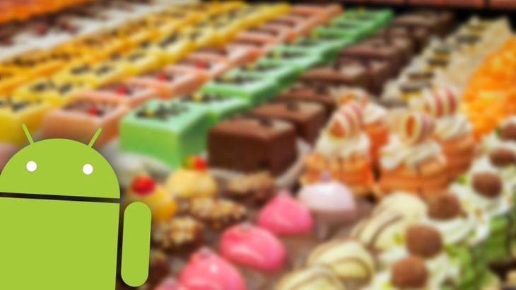 Android w cukierni