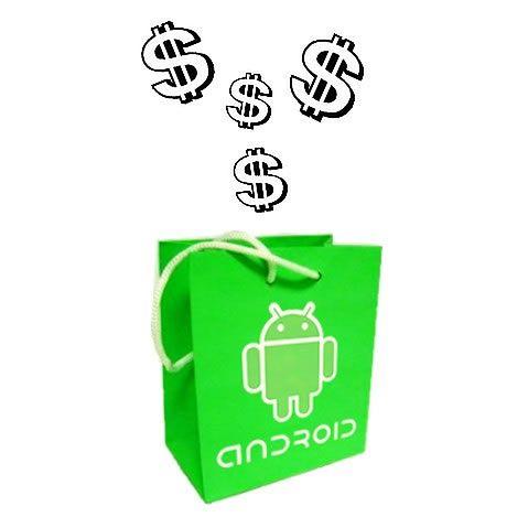 Android żyłą złota dla Microsoftu? (fot. Android Central)