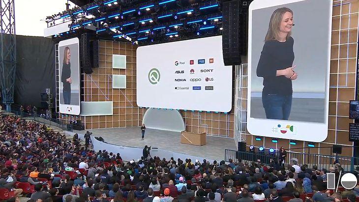 Android Q zapowiedziany