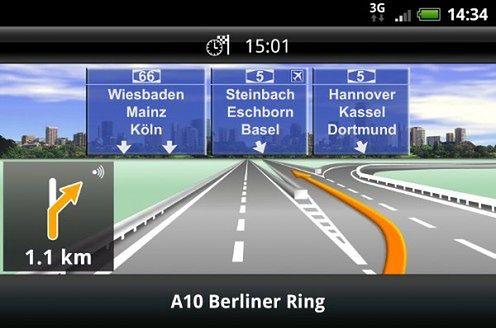 6365037dfa5055 MobileNavigator - nawigacja Navigon dla Androida już dostępna ...
