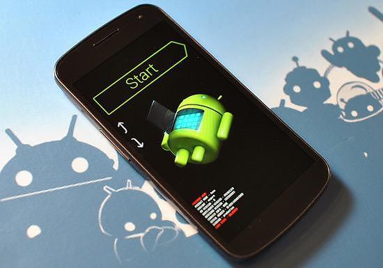 Aktualizacja Androida | fot. androidcentral.com