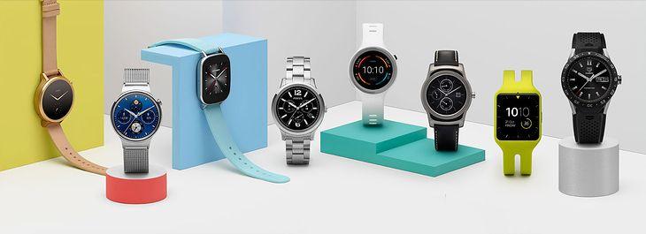 Do grona smartwatchów z Androidem Wear na razie nie dołączy produkt HTC