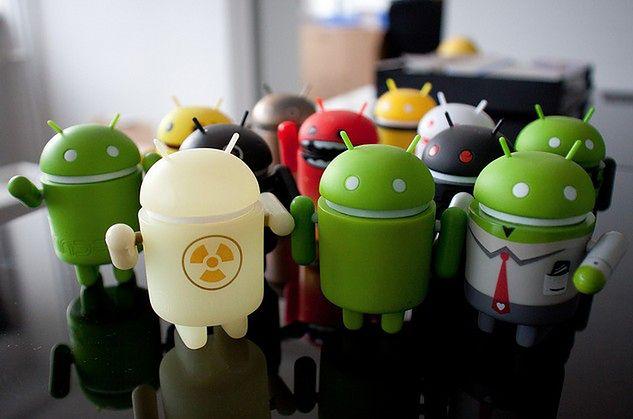 Androidy nadciągają | fot. flickr.com