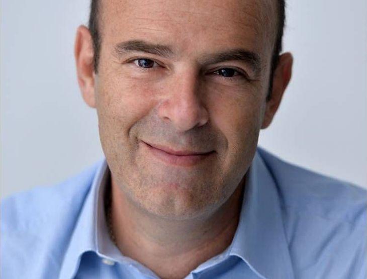 Antony Barounas, wiceprezes firmy Motorola na Europę