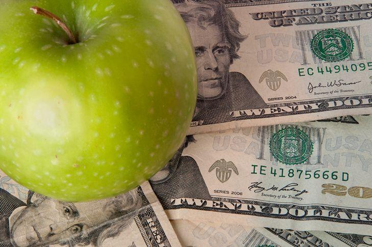 Apple nie zawsze ma najwyższe ceny