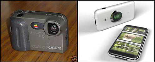 Apple wróci na rynek fotografii cyfrowej?