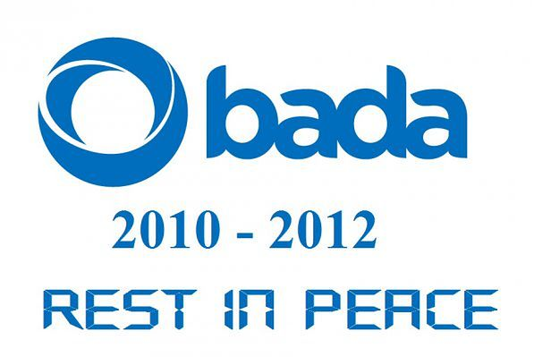 bada OS is dead!