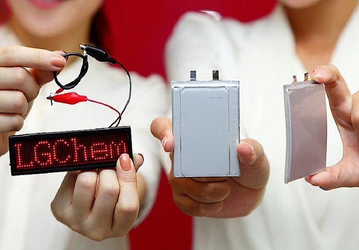 Baterie LG Chem