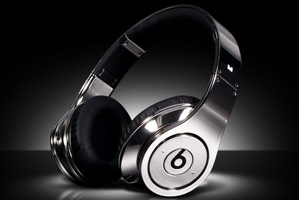 Beats by Dr. Dre - Beats Chrome
