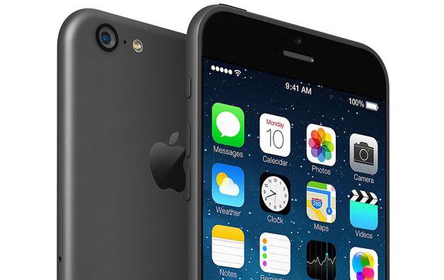Wizualizacja przecieków na temat iPhone'a 6