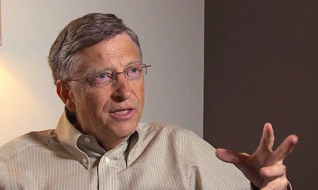 Bill Gates o Windows Phone 8, fot. technet.com