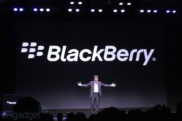 BlackBerry   fot. engadget.com