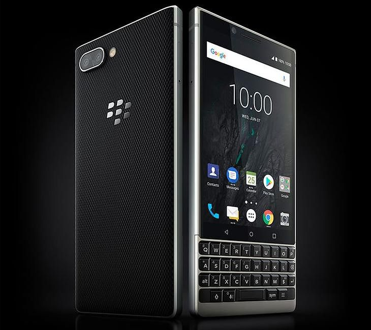 Wskrócie Blackberry Key2 W Polsce Rebranding Zte Oraz Testy