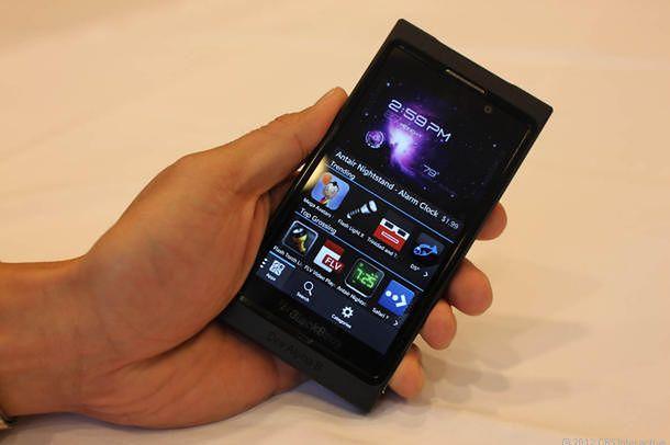 BlackBerry 10 | Fot. news.cnet.com