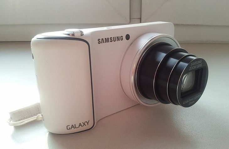 Samsung Galaxy Camera (fot. wł.)