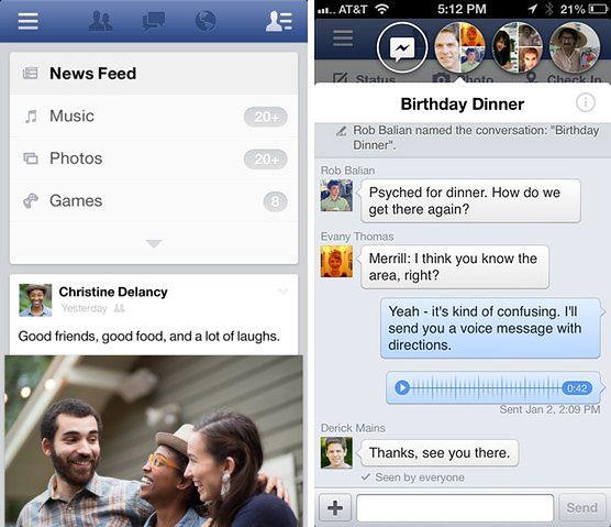 Chat Heads (fot. itunes.com)
