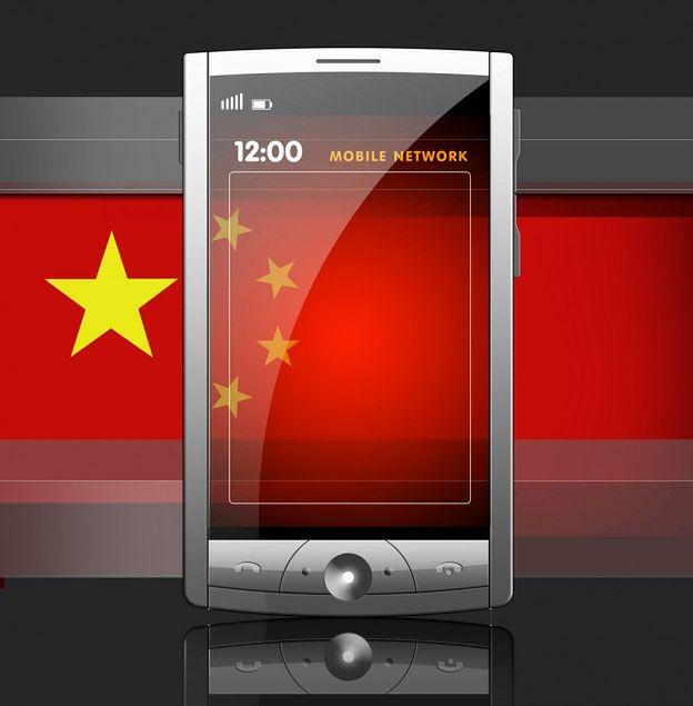 Chiński smartfon | fot. digitaltrends.com
