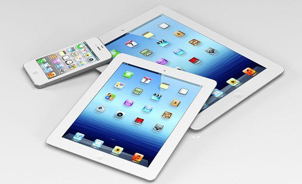 Czy tak będzie wyglądał iPad mini? | fot.cnet.co.uk