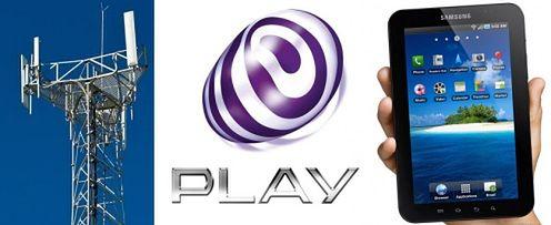 Galaxy Tab w Play