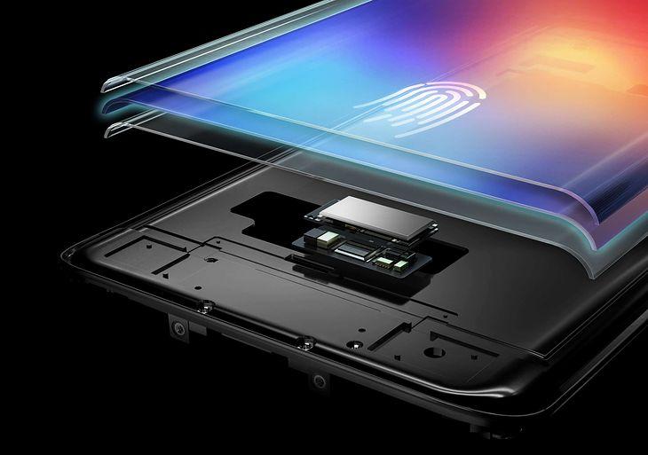 vivo X20 Plus UD był pierwszym smartfonem z czytnikiem linii papilarnych w wyświetlaczu