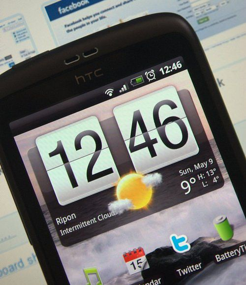 W końcu jest aktualizacja HTC Desire   Flickr