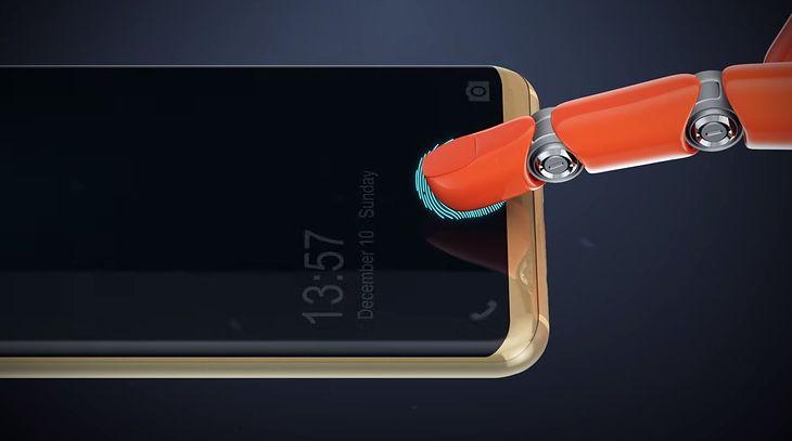 Doogee ma wkrótce wprowadzić smartfon z czytnikiem linii papilarnych w ekranie